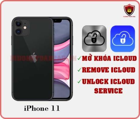 Mở khóa iCloud iPhone 11