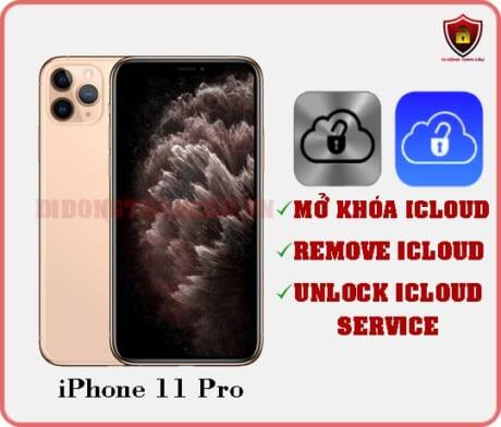 Mở khóa iCloud iPhone 11 Pro