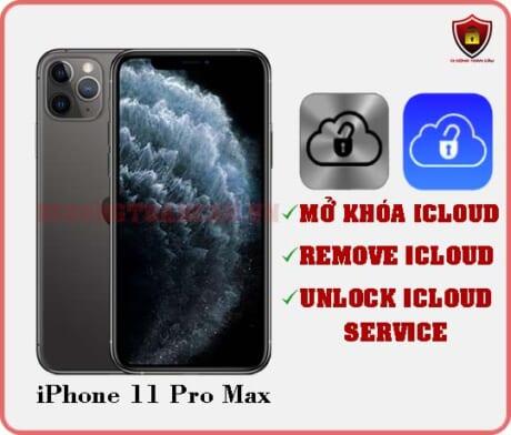 Mở khóa iCloud iPhone 11 Pro Max