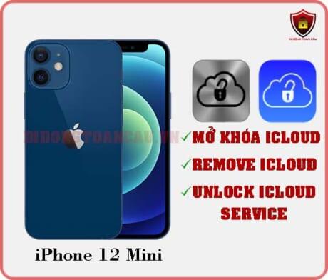 Mở khóa iCloud iPhone 12 Mini
