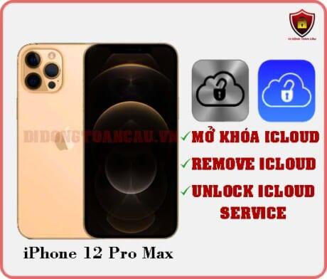 Mở khóa iCloud iPhone 12 Pro Max