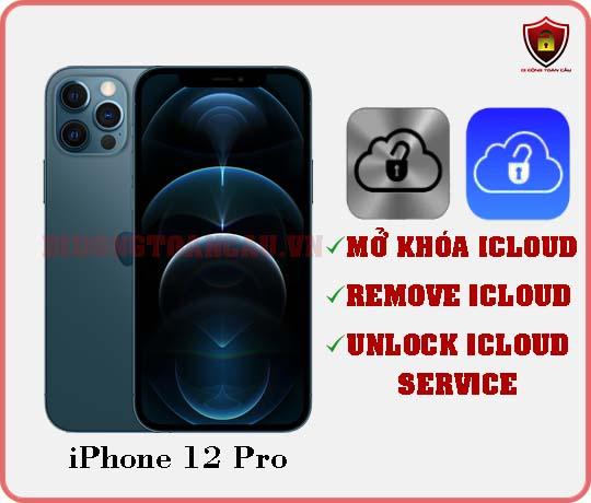 Mở khóa iCloud iPhone 12 Pro