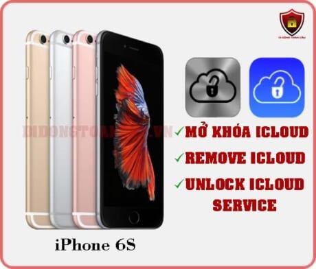 Mở khóa iCloud iPhone 6S