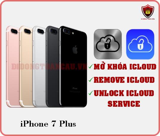 Mở khóa iCloud iPhone 7 Plus