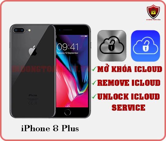 Mở khóa iCloud iPhone 8 Plus