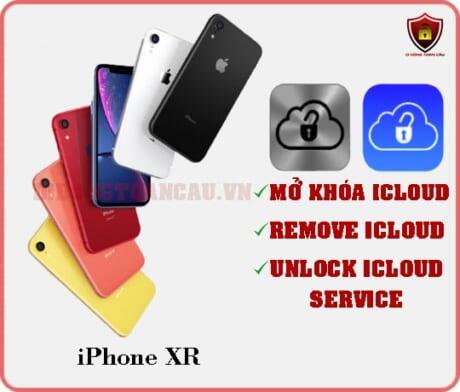 Mở khóa iCloud iPhone XR