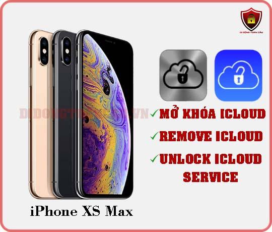 Mở khóa iCloud iPhone Xs Max