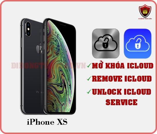Mở khóa iCloud iPhone XS