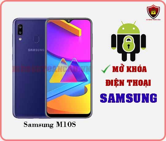 Mở khoá điện thoại Samsung M10S