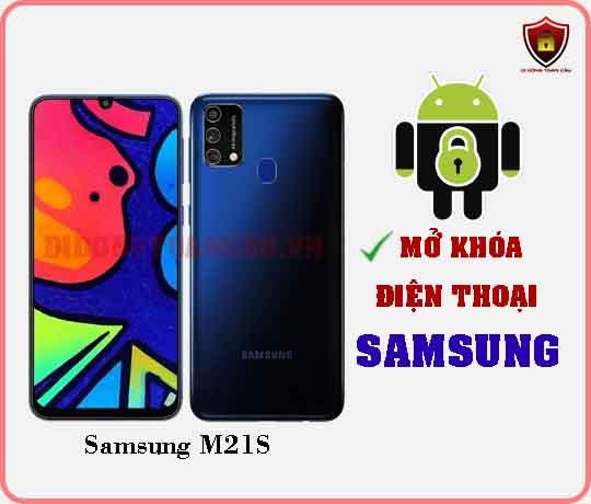 Mở khoá điện thoại Samsung M21S