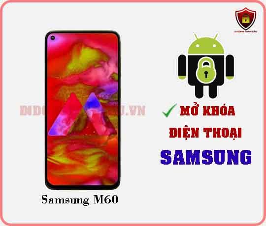 Mở khoá điện thoại Samsung M60