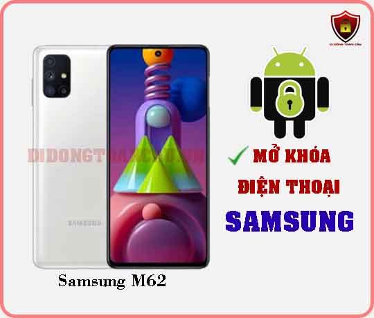 Mở khoá điện thoại Samsung M62