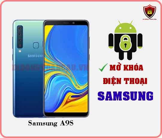 Mở khoá điện thoại Samsung A9S
