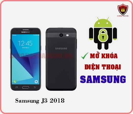 Mở khoá điện thoại Samsung J3 PRIME