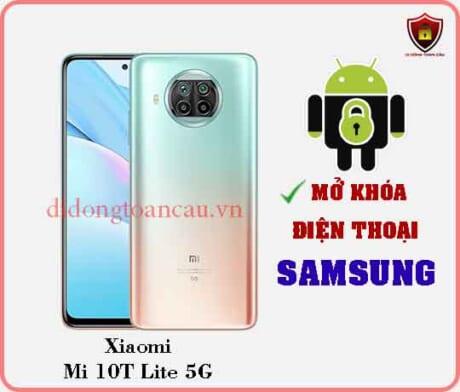 Mở khoá điện thoại Xiaomi Mi 10T LITE 5G