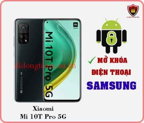 Mở khoá điện thoại Xiaomi Mi 10T PRO 5G