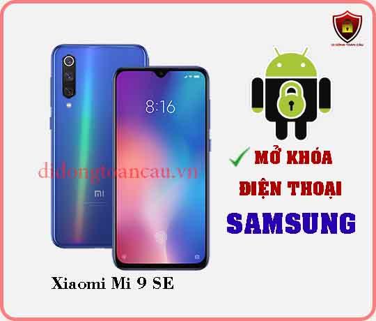 Mở khoá điện thoại Xiaomi Mi 9 SE