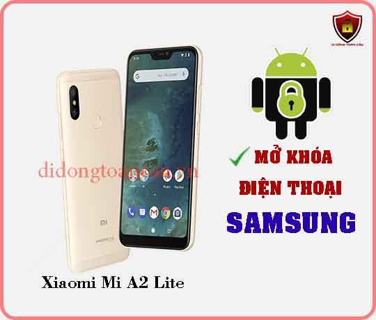 Mở khoá điện thoại Xiaomi Mi A2 LITE