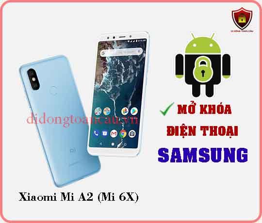 Mở khoá điện thoại Xiaomi Mi A2 MI 6X