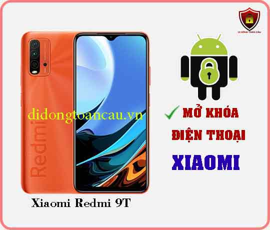 Mở khoá điện thoại Xiaomi REDMI 9T
