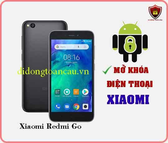 Mở khoá điện thoại Xiaomi REDMI GO