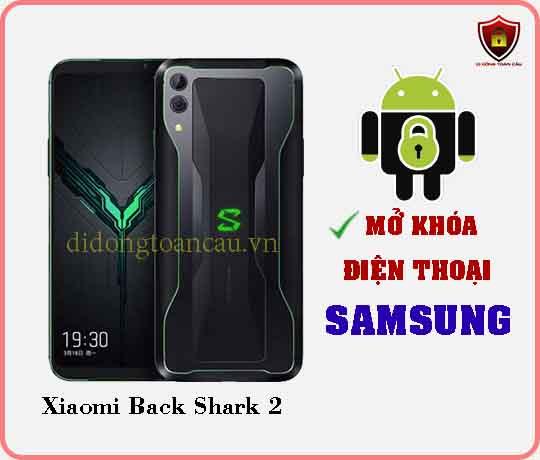 Mở khoá điện thoại Xiaomi Black Shark 2