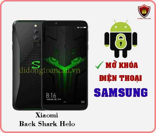 Mở khoá điện thoại Xiaomi Black Shark 2 Helo