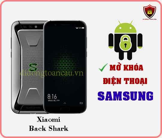 Mở khoá điện thoại Xiaomi Black Shark