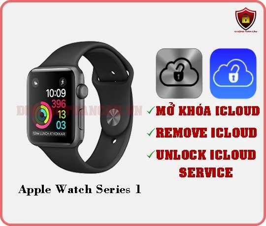 Mở khóa iCloud Apple Watch Series 1