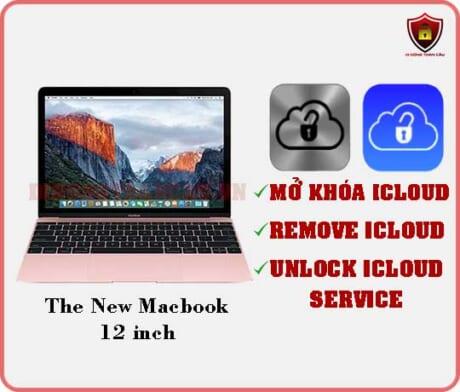 Mở khóa iCloud The New Macbook 12 inch