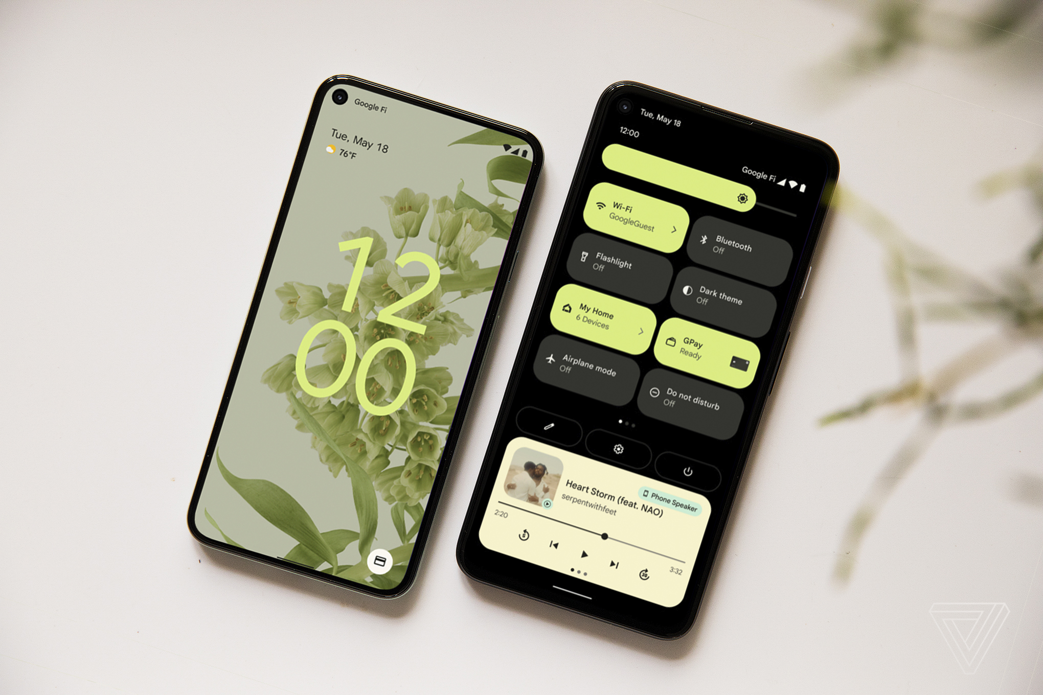 Mách bạn cách chụp ảnh màn hình trên Android 12
