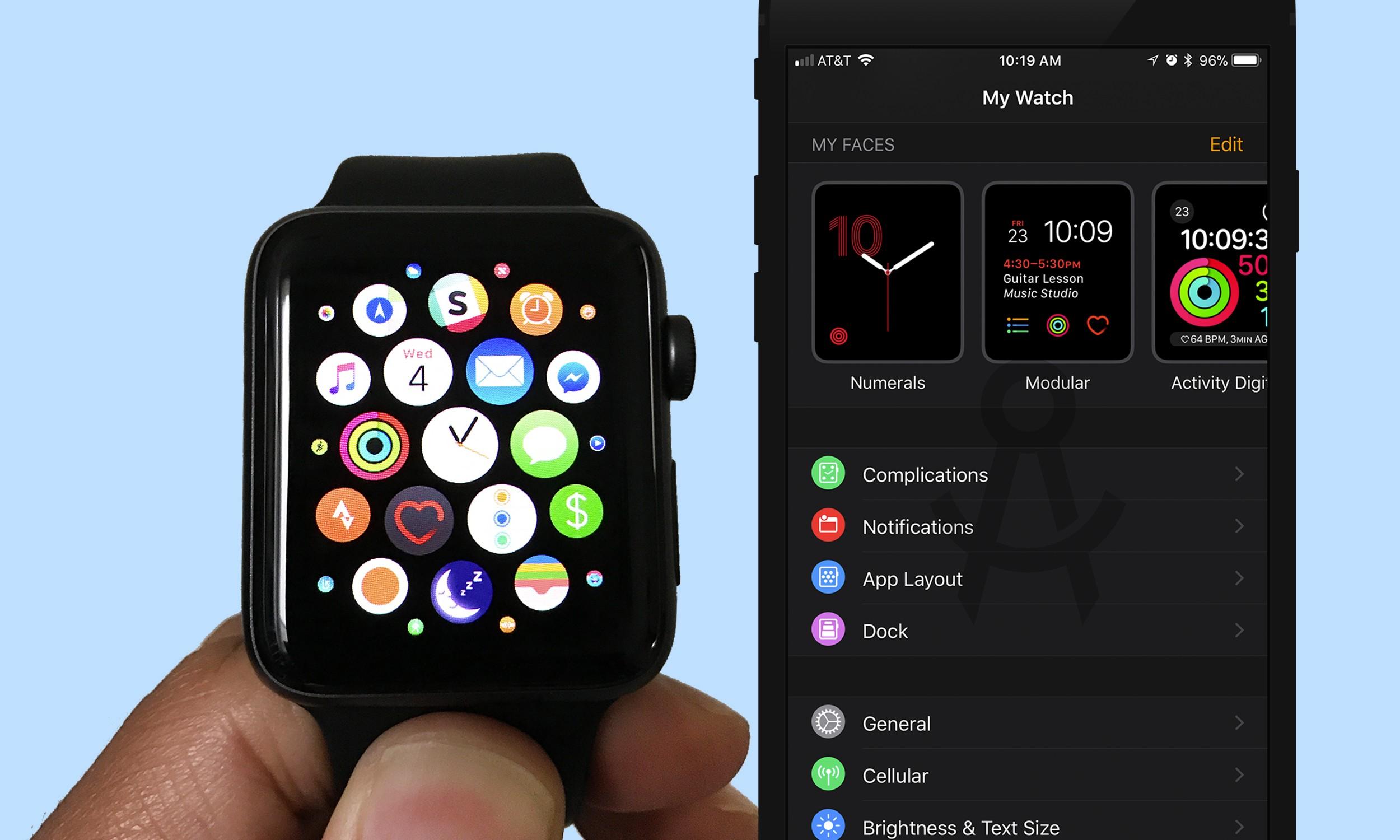 Mở khóa Apple Watch dính iCloud