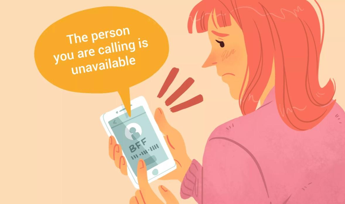 Cách nhận biết khi bị người khác chặn số