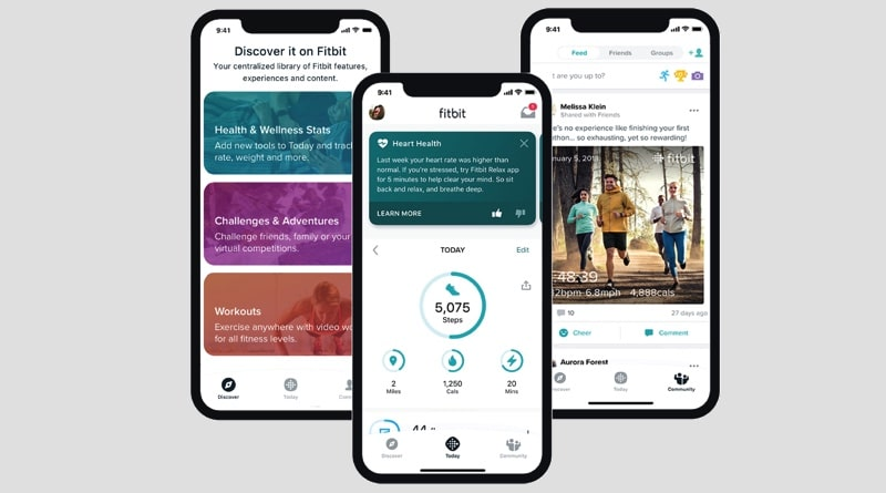 fitbit unlock android