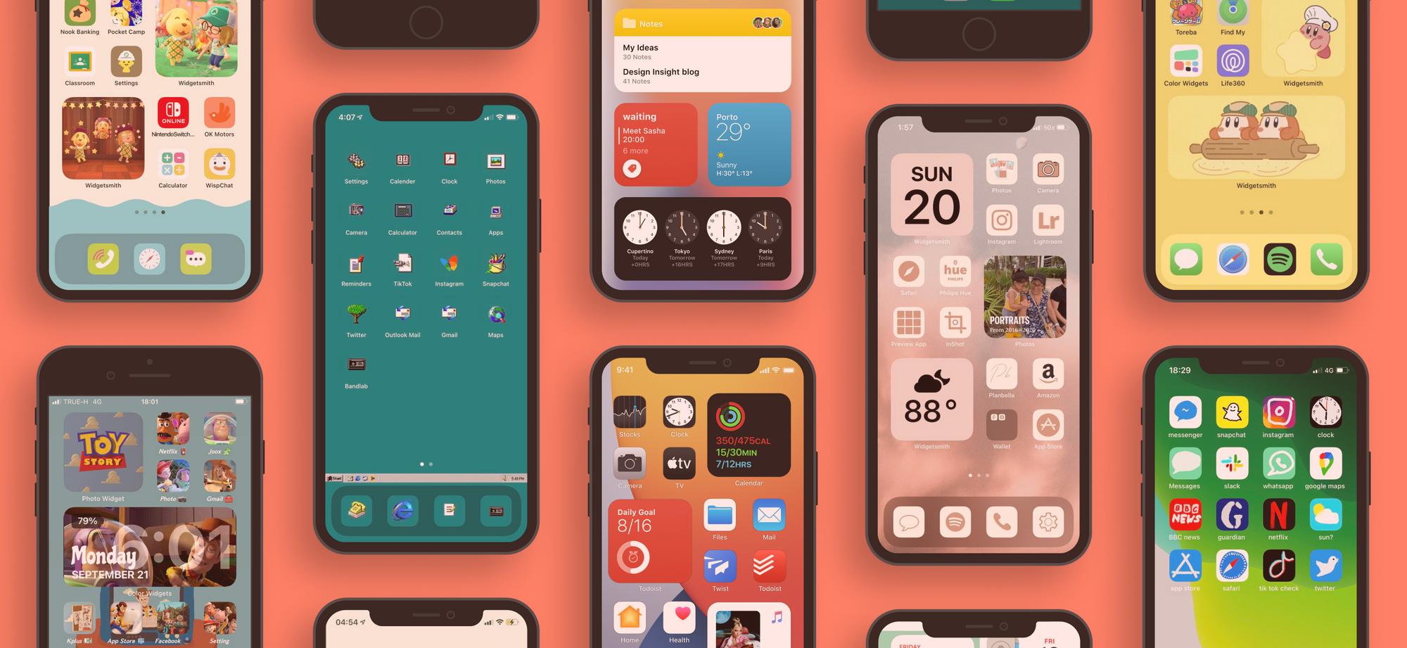 Làm sao để thay đổi biểu tượng ứng dụng iPhone trên iOS 14
